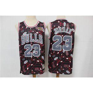 Chicago Bulls Michael Jordan Jersey (5)